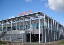 Smart Aluminium Extrusions UK factory